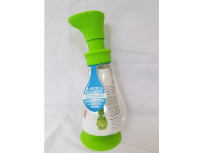 Green Foam Dispenser