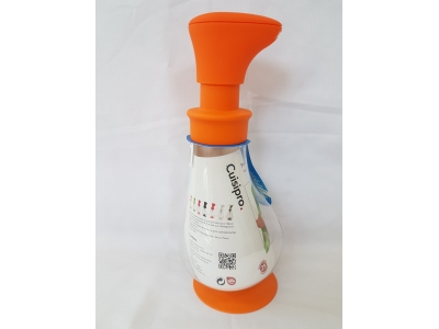 Orange Foam Dispenser