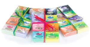 Cello Gift Pack: 8 Guest Soaps