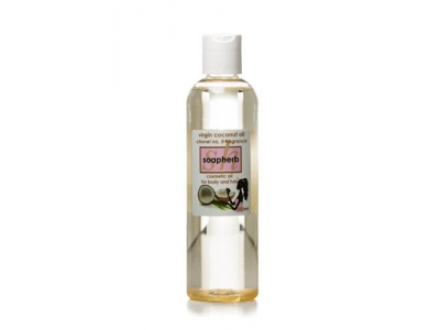 Virgin Coconut Oil with Chanel No. 5 Fragrance